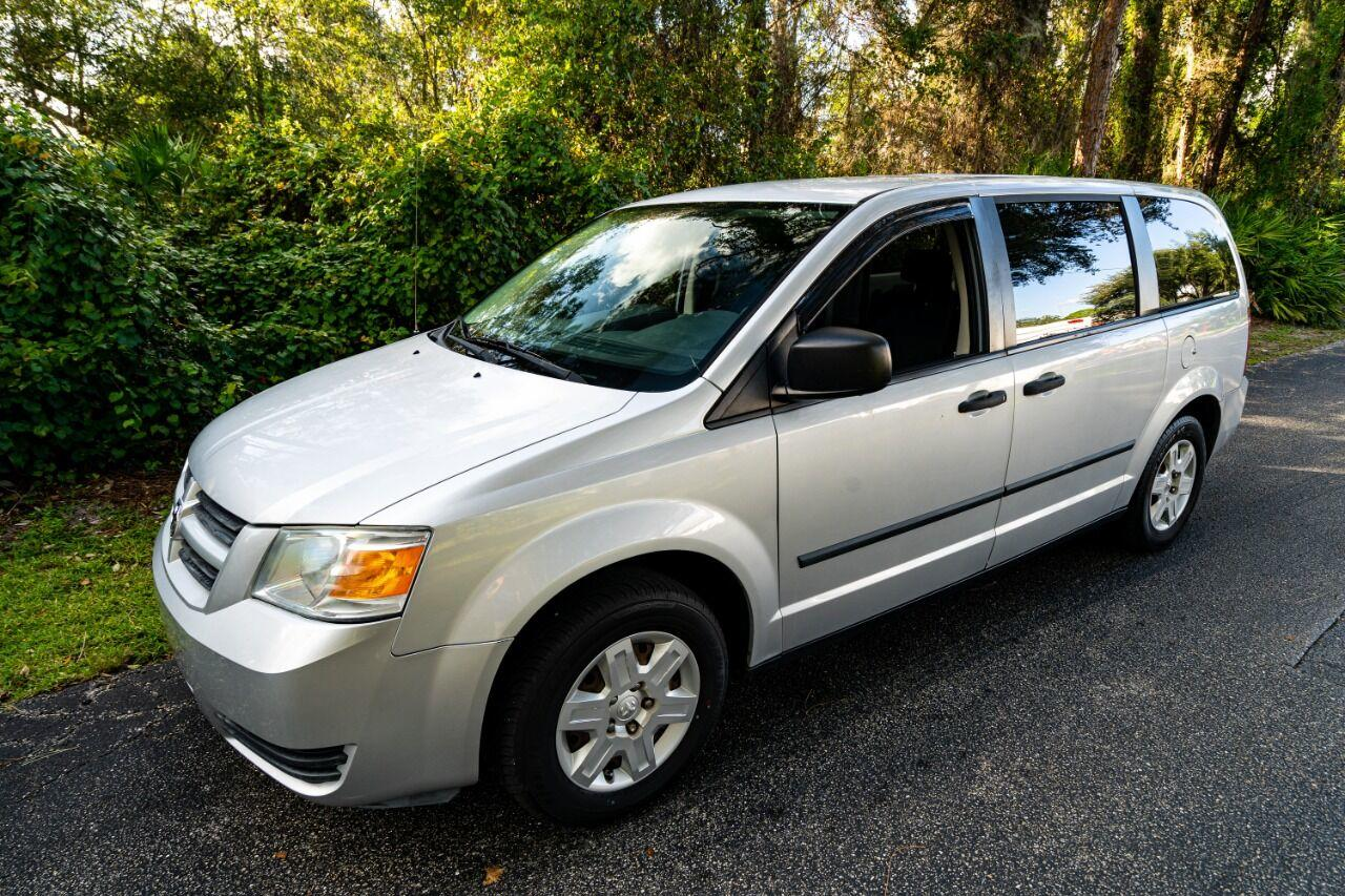 2008 Dodge Grand-Caravan SE-4dr-Extended-Mini-Van