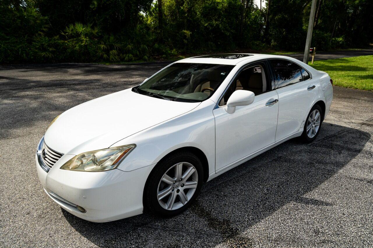 2008 Lexus ES-350 Base-4dr-Sedan